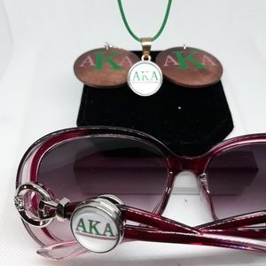 AKA Sunglasses Set